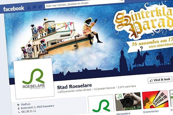 facebookpagina roeselare